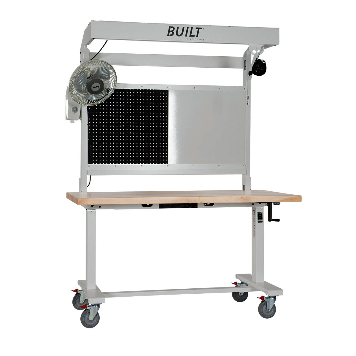 adjustable assembly table