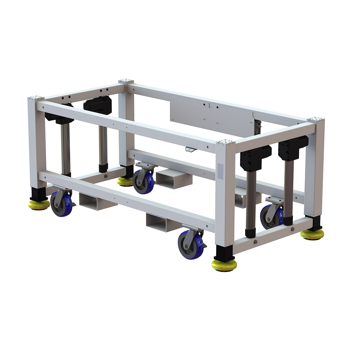 Height Adjustable Machine Base