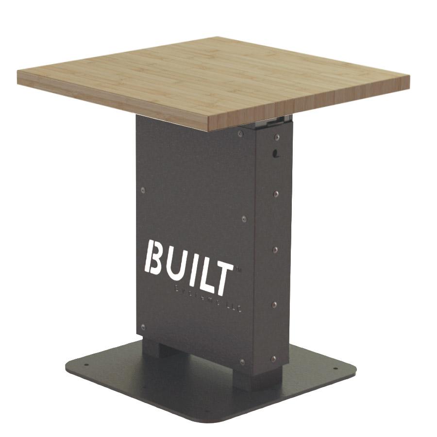 Electric Pedestal Base