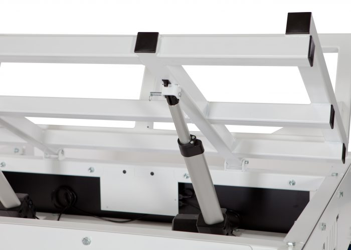 Ergonomic Tilt Cart