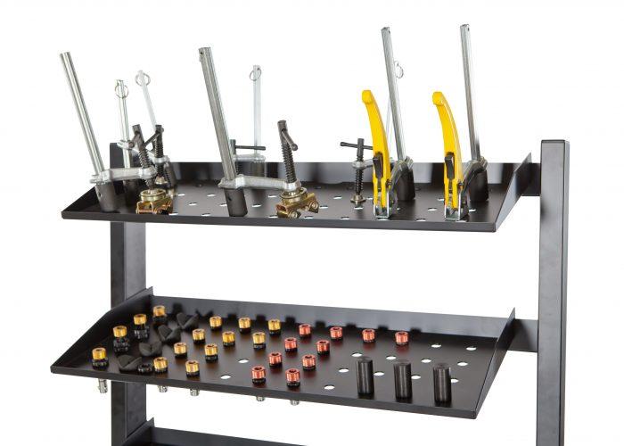 Mobile Tool Rack