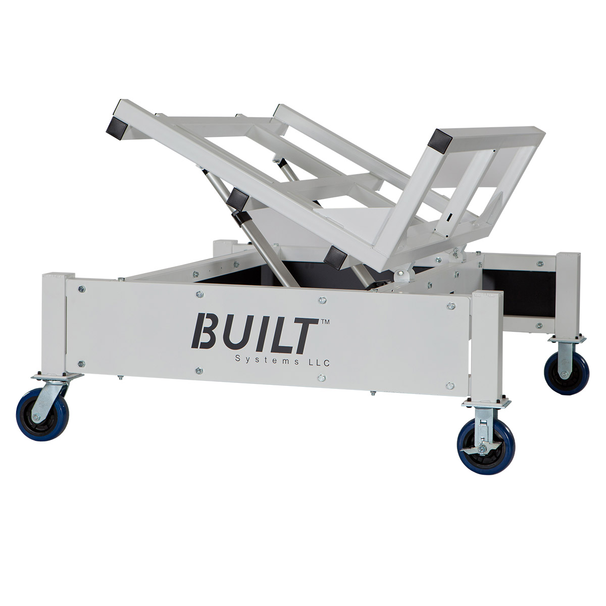 Tilt cart for material handling built tough
